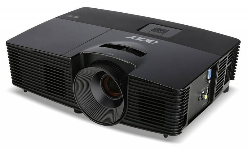 Проектор Acer X115 черный - фото 1