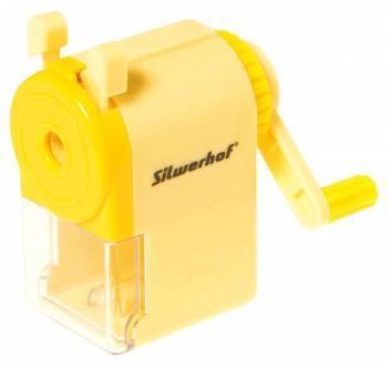 Точилка для карандашей Silwerhof 192003 желтый