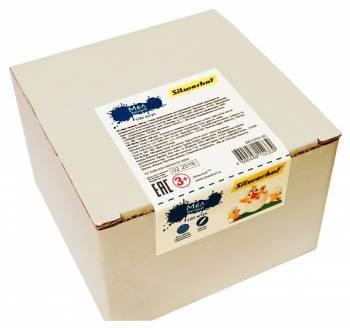 Мел белый Silwerhof 881049-00 Пластилиновая кол-ция школьн. (100шт) прямоугольный картон.коробка