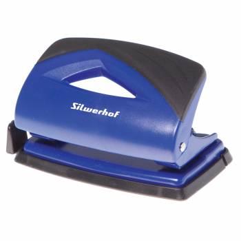 Дырокол Silwerhof SHARK синий