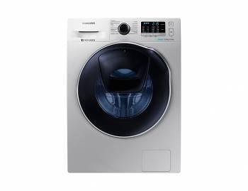 Стиральная машина Samsung WD80K5410OS серебристый (WD80K5410OS/LP)