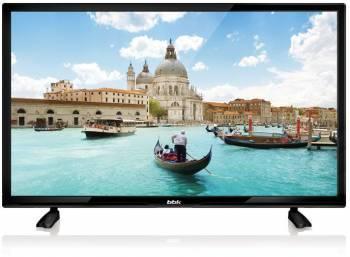 Телевизор LED 24 BBK 24LEM-1028 / T2C черный