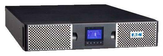 ИБП Eaton 9PX 3000i RT2U Netpack черный (9PX3000IRTN) - фото 1