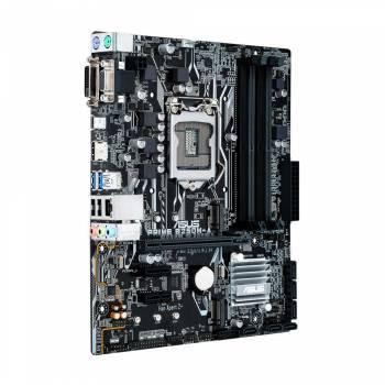 Материнская плата Asus PRIME B250M-A, гнездо процессора LGA 1151, чипсет Intel B250, память 4xDDR4, форм-фактор mATX, звук AC`97 8ch(7.1), разъемы GbLAN+VGA+DVI+HDMI