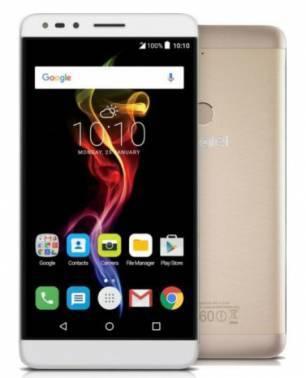 Смартфон Alcatel Pop 4-6 7070 16ГБ золотистый (7070X-2CALRU1)