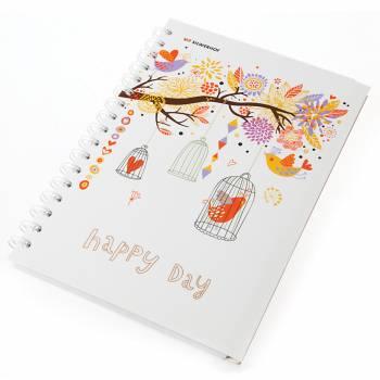 Тетрадь Silwerhof Счастливый день (812008-95)