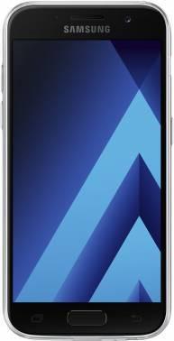 Чехол (клип-кейс) Samsung Clear Cover прозрачный