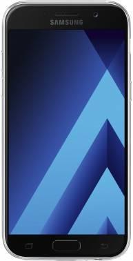 Чехол Samsung Clear Cover, для Samsung Galaxy A5 (2017), прозрачный (EF-QA520TTEGRU)