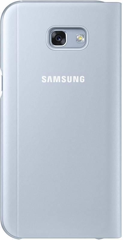 Чехол Samsung S View Standing Cover, для Samsung Galaxy A5 (2017), синий (EF-CA520PLEGRU) - фото 2