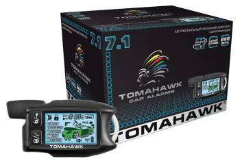 Автосигнализация Tomahawk 7.1