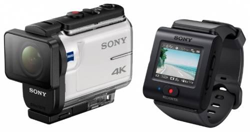 Экшн-камера Sony FDR-X3000R белый (FDRX3000R.E35) - фото 1