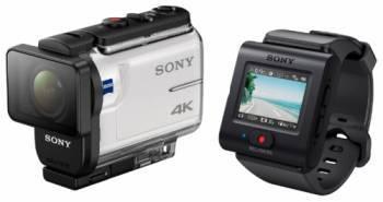 Экшн-камера Sony FDR-X3000R белый (FDRX3000R.E35)