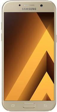 Смартфон Samsung Galaxy A5 (2017) SM-A520F 32ГБ золотистый