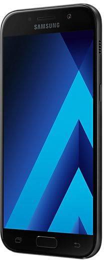 Смартфон Samsung Galaxy A5 (2017) SM-A520F 32ГБ черный - фото 3