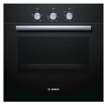 Духовой шкаф электрический Bosch HBN211S6R черный