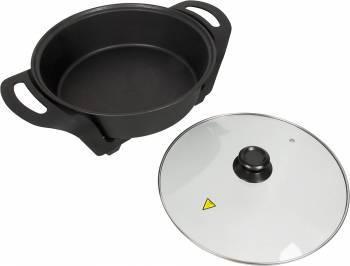 Сковорода электрическая Sinbo SP 5210 черный