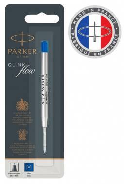 Стержень шариковый Parker QuinkFlow BP Z08 (1950371) M 1мм синие чернила