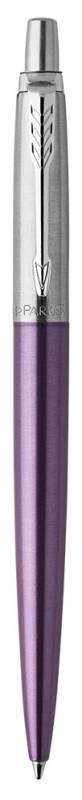 Ручка шариковая Parker Jotter Core K63 Victoria Violet CT (1953190) - фото 2