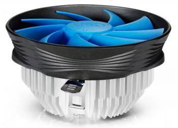 Устройство охлаждения(кулер) Deepcool ARCHER BIGPRO, совместим с Soc-AM2+/AM3+/1150/1155/1156/, диаметр вентилятора 120мм, уровень шума до 30dB, радиатор Al+Cu, вес 380гр., Ret