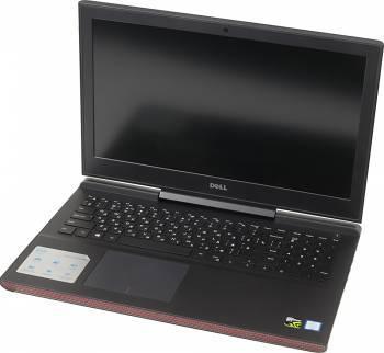 Ноутбук 15.6 Dell Inspiron 7567 (7567-9323) черный
