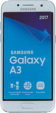 Смартфон Samsung Galaxy A3 (2017) SM-A320F 16ГБ синий