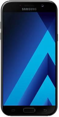Смартфон Samsung Galaxy A7 (2017) SM-A720F 32ГБ черный (SM-A720FZKDSER)
