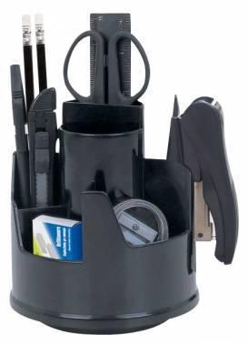 Настольный набор Silwerhof Classic (12 предметов) черный