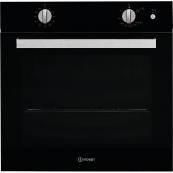 Духовой шкаф газовый Indesit IGW 620 BL черный