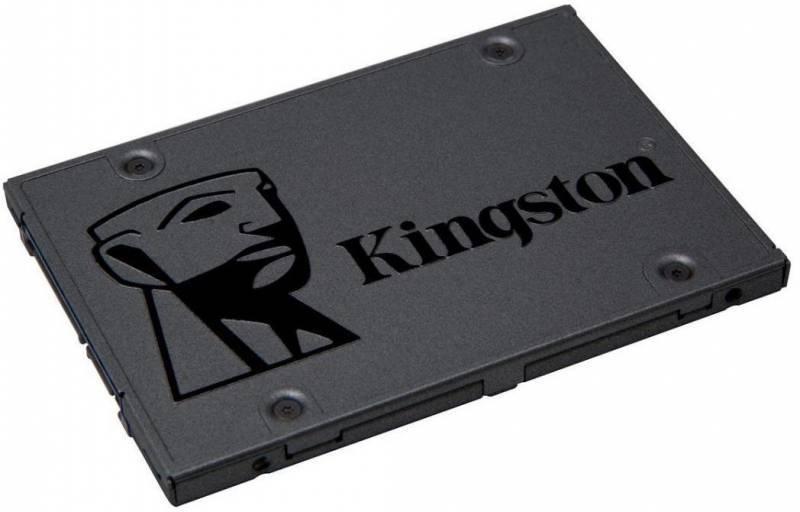 Накопитель SSD 120Gb Kingston A400 SA400S37/120G SATA III - фото 1