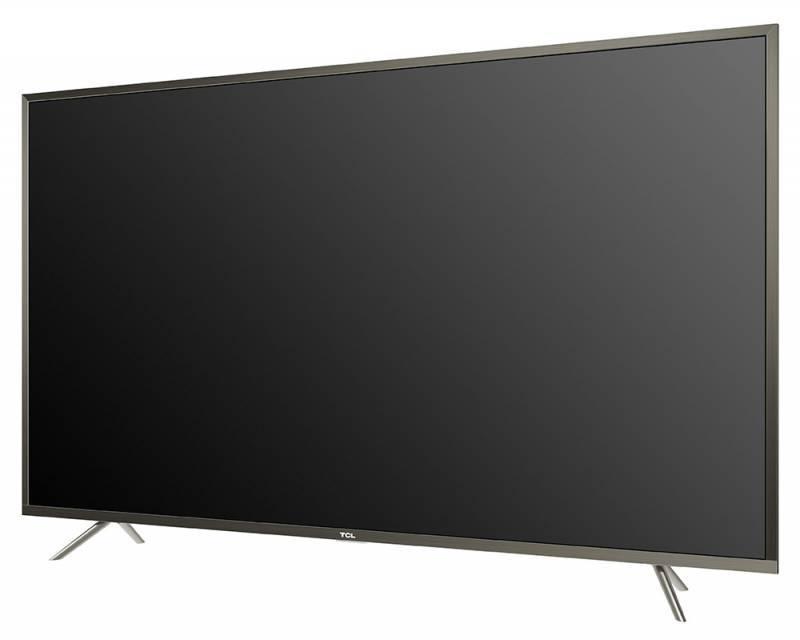 "Телевизор LED 65"" TCL L65P2US стальной - фото 3"