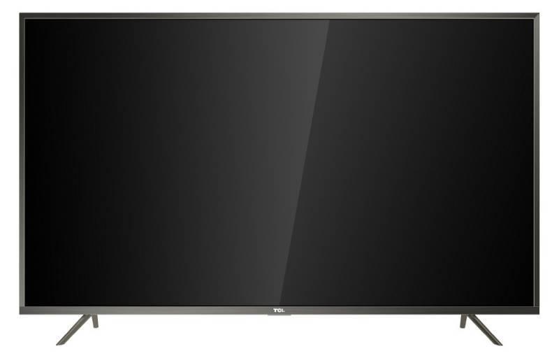 "Телевизор LED 65"" TCL L65P2US стальной - фото 5"