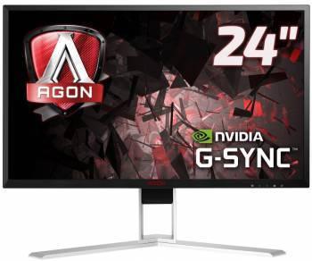 """Монитор 23.8"""" AOC Gaming AG241QX черный"""
