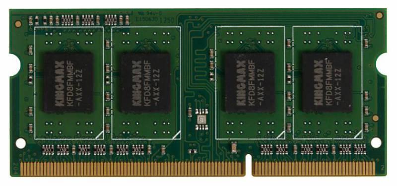 Модуль памяти SO-DIMM DDR4 4Gb Kingmax 4096/2133 - фото 1