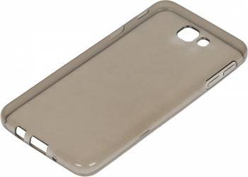 Чехол Redline iBox Crystal, для Samsung Galaxy J5 Prime, серый (УТ000010023)