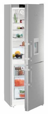 Холодильник Liebherr CNef 3535 нержавеющая сталь