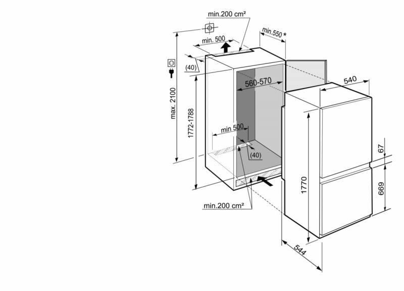 Холодильник Liebherr ICUS 3324 белый - фото 3