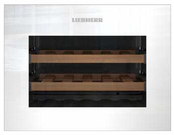Винный шкаф Liebherr WKEgw 582 белый/черный