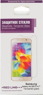 Защитное стекло Redline для Samsung Galaxy A3 2017 (УТ000010240)