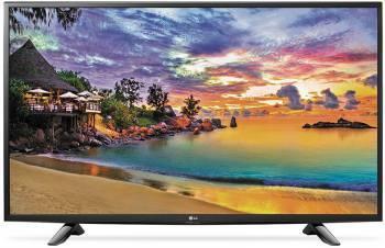 Телевизор LED 49 LG 49UH603V черный