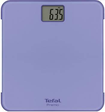 Весы напольные электронные Tefal PP1221V0 фиолетовый (2100098659)