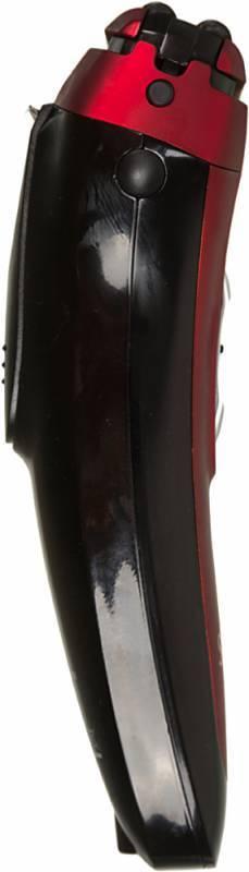 Электробритва Sinbo SS 4045 красный/черный - фото 2