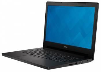 Ноутбук 14 Dell Latitude 3470 черный