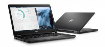 Ноутбук 14 Dell Latitude 5480 (5480-9156) черный