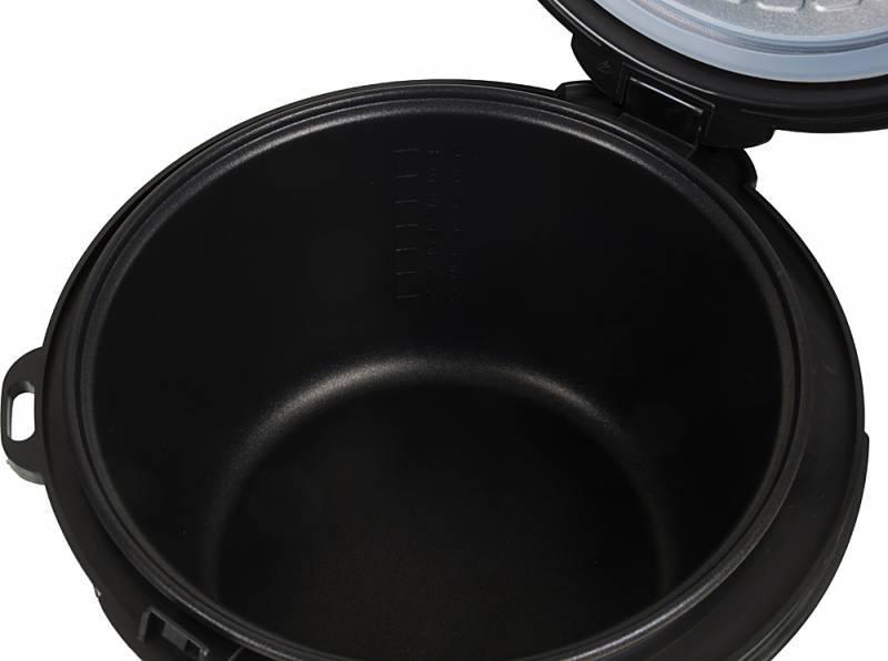 Мультиварка Sinbo SCO 5051 серебристый/черный - фото 6