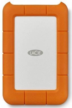 Внешний жесткий диск 2Tb Lacie Rugged Mini STFR2000800 оранжевый USB 3.0