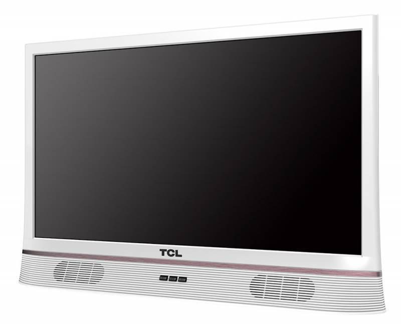 """Телевизор LED 24"""" TCL LED24D2900S белый - фото 2"""
