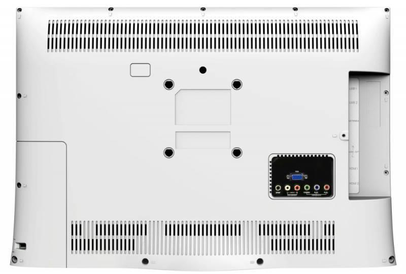 """Телевизор LED 24"""" TCL LED24D2900S белый - фото 9"""