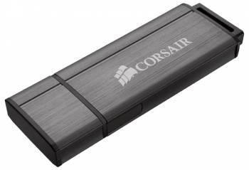 Флеш диск 64Gb Corsair Voyager GS USB3.0 серый