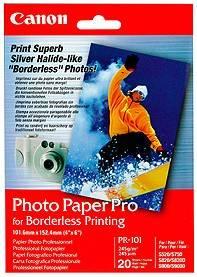 Бумага Canon PR-101 1029A015 10x15 245г/м2 20л.