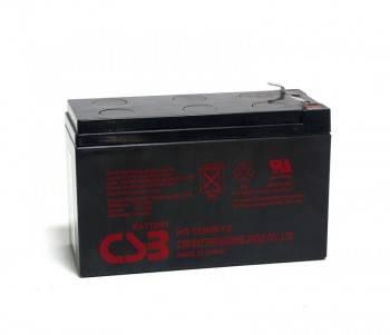Батарея для ИБП CSB HR1234W F2, 12В, 9Ач